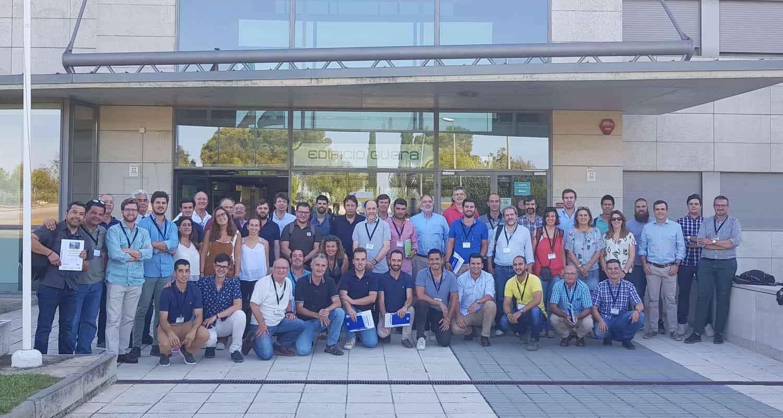 Participación en el I Curso Internacional de Asesores de Almendro en Seto 2019 OLINT-EPS Huesca