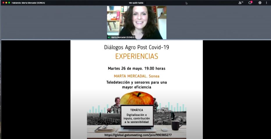 Video WEBINAR SONEA DIÁLOGOS AGRO POST COVID-19 AKIS MANUBLES